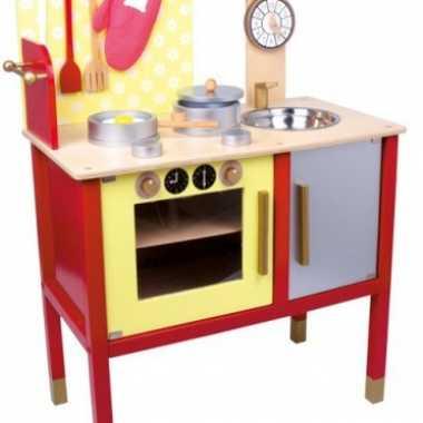 Speelgoed keuken inclusief accessoires