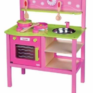 Speelgoed keuken inclusief keukengerei