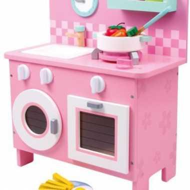 Speelgoed  Roze keuken meiden