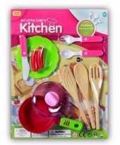 Speelgoed keuken gerei