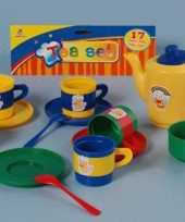 Speelgoed kinder keuken servies